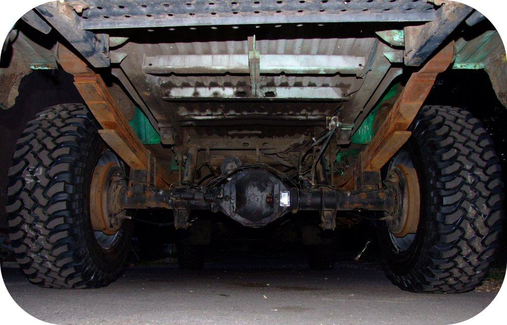 Mercedes Benz 410d 4x4 Ein Original Iglhaut Allrad Umbau